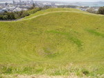 Crater of Mt. Eden