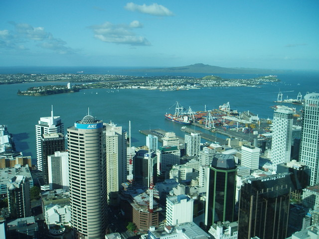 Views from Sky Tower