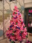 PINK Christmas tree!?!...